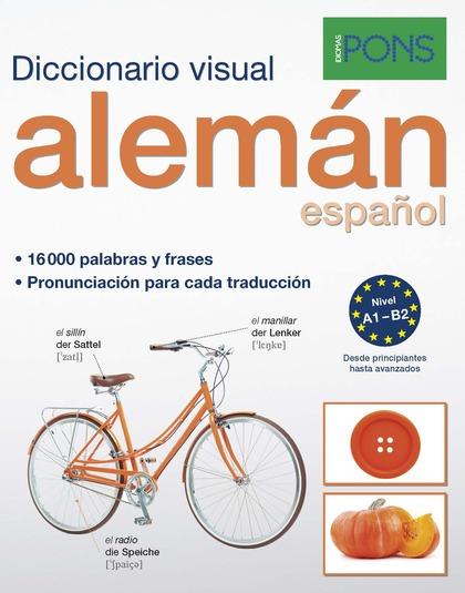 DICCIONARIO PONS VISUAL ALEMAN/ESPAÑOL.