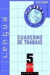 NUEVO PROYECTO MUNDO PARA TODOS, LENGUA, 5 EDUCACIÓN PRIMARIA.  CUADER