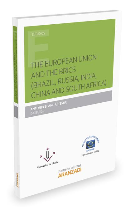 LA UNIÓN EUROPEA Y LOS BRICS (BRASIL, RUSIA, INDIA, CHINA Y SUDÁFRICA) EN INGLES.