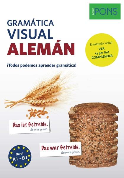 GRAMÁTICA VISUAL ALEMÁN PONS.