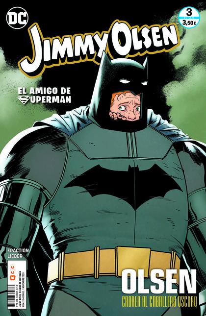 JIMMY OLSEN, EL AMIGO DE SUPERMAN NÚM. 3 DE 6.
