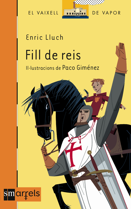Fill de reis (eBook-ePub)