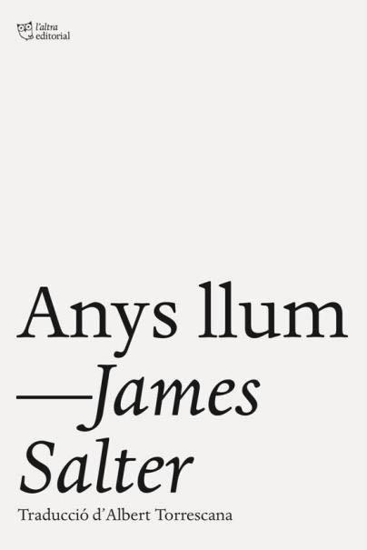 ANYS LLUM.
