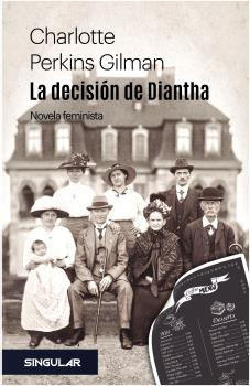 LA DECISIÓN DE DIANTHA. NOVELA FEMINISTA