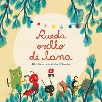 RUEDA, OVILLO DE LANA.