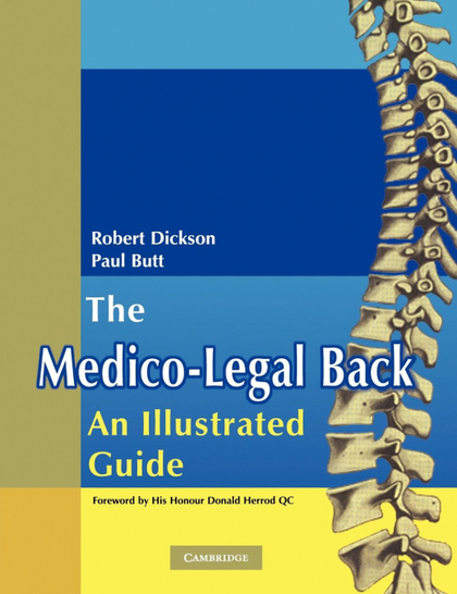 THE MEDICO-LEGAL BACK