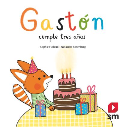 EL CUMPLEAÑOS DE GASTON
