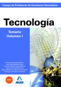 TECNOLOGIA VOL-1 TEMARIO PROFESORES EDUCACION SECUNDARIA.