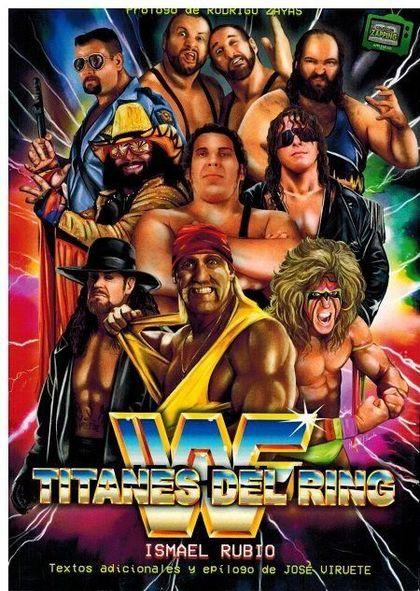 WWF: TITANES DEL RING.