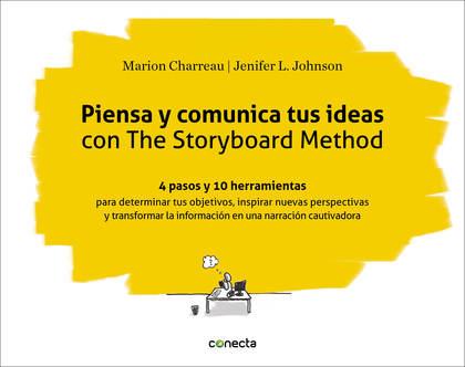PIENSA Y COMUNICA TUS IDEAS CON THE STORYBOARD METHOD.