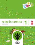 SD PROFESOR. RELIGIÓN CATÓLICA. 1 PRIMARIA. NUEVO KAIRÉ. ANDALUCÍA.