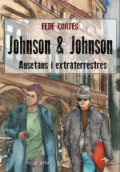 JOHNSON & JOHNSON. AUSETANS I EXTRATERRESTRES