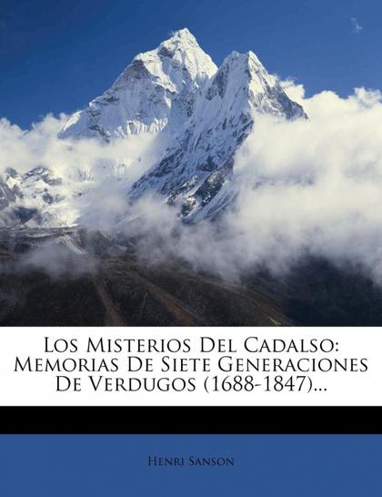 LOS MISTERIOS DEL CADALSO