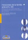 HORIZONTES DE LA FAMILIA ANTE EL S. XXI : REFLEXIONES CON MOTIVO DEL XXV ANIVERSARIO DEL INSTIT