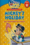 MICKEY´S HOLIDAYS = LAS VACACIONES DE MICKEY
