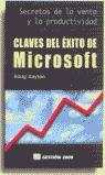 CLAVES DEL EXITO DE MICROSOFT