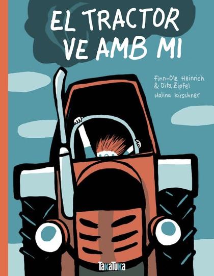 TRACTOR VE AMB MI (CATALAN).