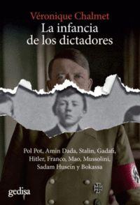 LA INFANCIA DE LOS DICTADORES.