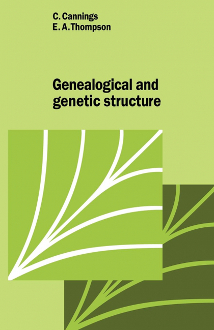 GENEALOGICAL GENETIC STRUCTURE
