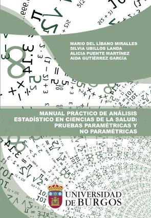 MANUAL PRÁCTICO DE ANÁLISIS ESTADÍSTICO EN CIENCIAS DE LA SALUD: PRUEBAS PARAMÉT
