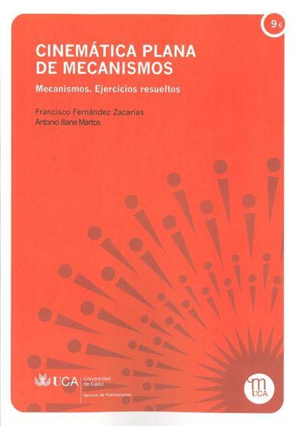 CINEMÁTICA PLANA DE MECANISMOS : MECANISMOS : EJERCICIOS RESUELTOS