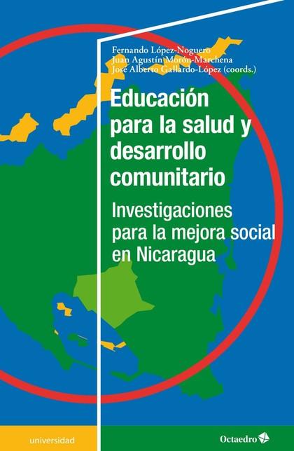 EDUCACIÓN PARA LA SALUD Y DESARROLLO COMUNITARIO                                INVESTIGACAIONE