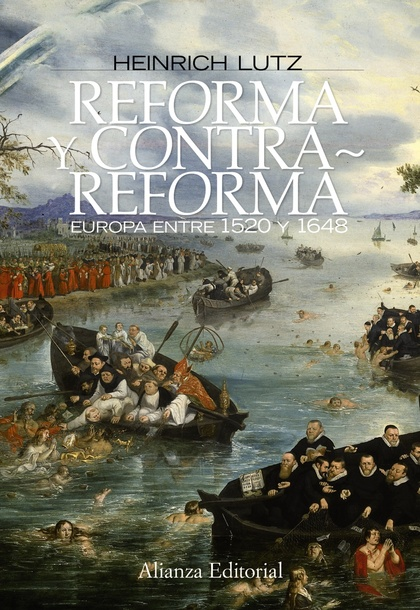 REFORMA Y CONTRARREFORMA : EUROPA ENTRE 1520 Y 1648