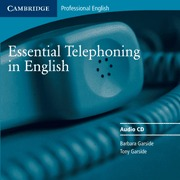 ESSENTIAL TELEPHONING IN ENGLISH CD AUDIO STUDENT´
