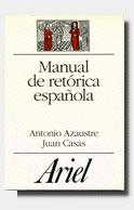 MANUAL DE RETORICA ESPAÑOLA