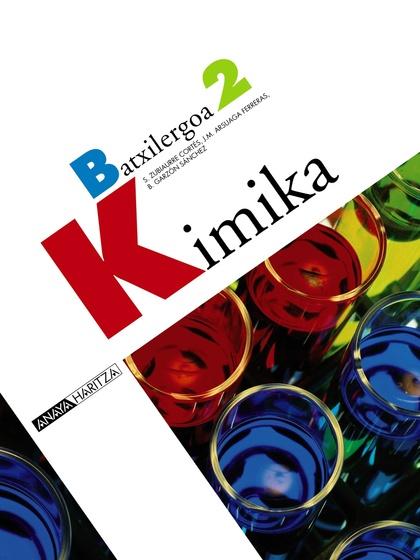 KIMIKA, 2º BACHILLERATO (EUSKADI, NAVARRA)