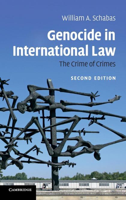 GENOCIDE IN INTERNATIONAL LAW.