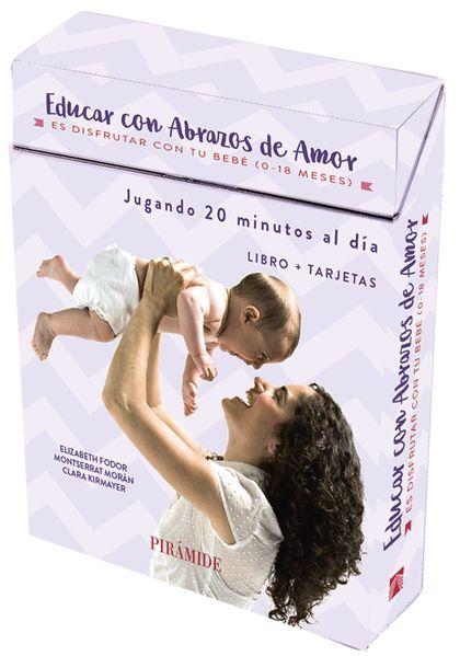 EDUCAR CON ABRAZOS DE AMOR