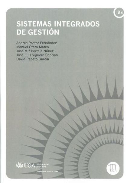 SISTEMAS INTEGRADOS DE GESTIÓN