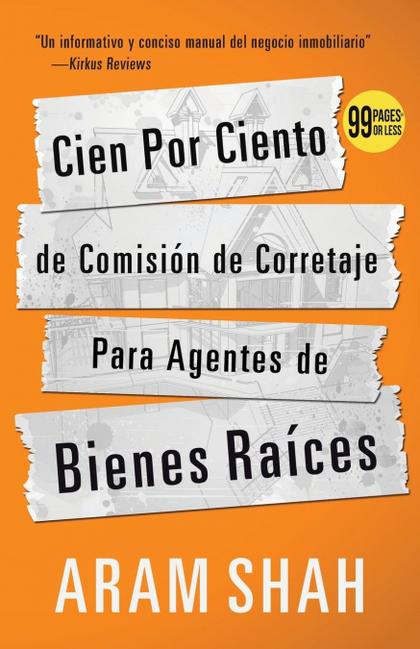 CIEN POR CIENTO DE COMISIÓN DE CORRETAJE PARA AGENTES DE BIENES  RAÍCES.