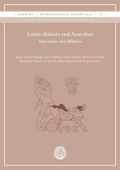 LUWIC DIALECTS AND ANATOLIAN: INHERITANCE AND DIFFUSION.