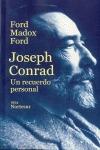 JOSEPH CONRAD. UN RECUERDO PERSONAL. UN RECUERDO PERSONAL