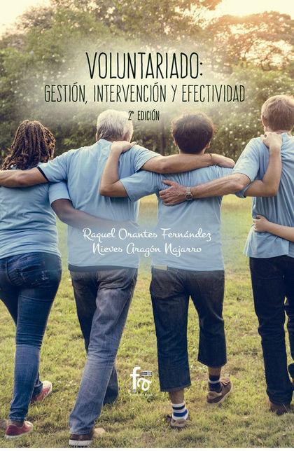 VOLUNTARIADO, GESTION, INTERVENCIÓN  Y EFECTIVIDAD-2 ED.