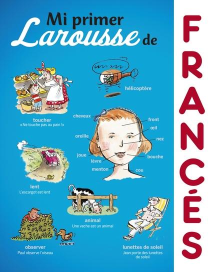 MI PRIMER LAROUSSE DE FRANCÉS.