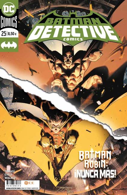 BATMAN: DETECTIVE COMICS NÚM. 25.