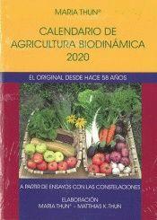 020 CALENDARIO DE AGRICULTURA BIODINÁMICA 2020