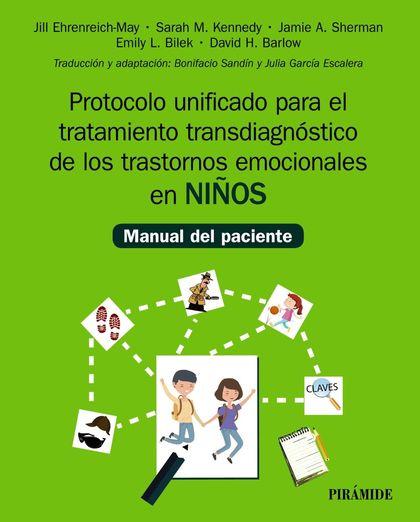 PROTOCOLO UNIFICADO PARA EL TRATAMIENTO TRANSDIAGNÓSTICO DE LOS TRASTORNOS EMOCI