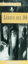 LEXICO DEL 98