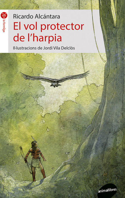EL VOL PROTECTOR DE L'HARPIA.