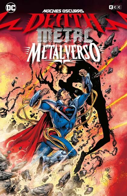 DEATH METAL: METALVERSO NÚM. 5 DE 6.