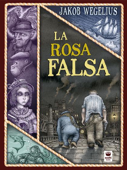LA ROSA FALSA.