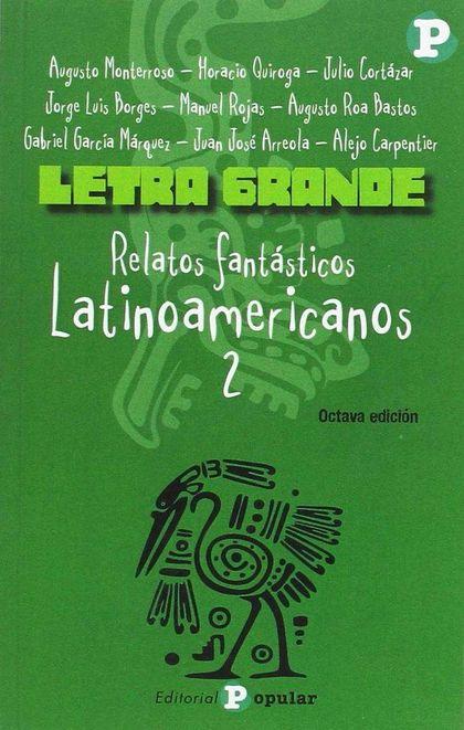 RELATOS FANTÁSTICOS LATINOAMERICANOS 2