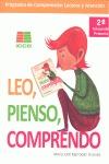 LEO, PIENSO, COMPRENDO, 2 EDUCACIÓN PRIMARIA. PROGRAMA DE COMPRENSIÓN LECTORA Y ATENCIÓN