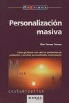 PERSONALIZACIÓN MASIVA