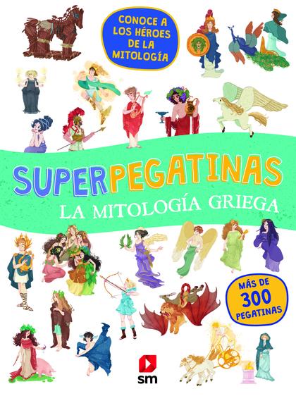 SUPERPEGATINAS LA MIOLOGIA GRIEGA
