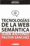 TECNOLOGÍAS DE LA WEB SEMÁNTICA
